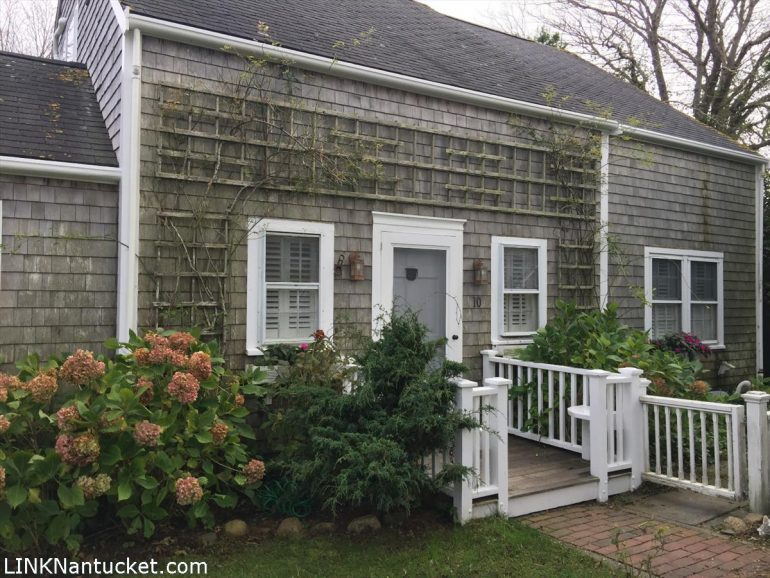 10 Beaver Street Single Home Nantucket