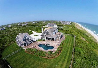 House with pool located in Tom Nevers Natnucket Sold
