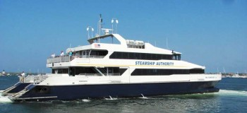 Steamship Authority Fast Ferry