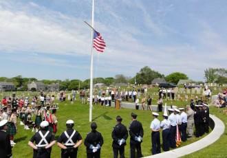 2012 Nantucket Memorial Day Ceremony