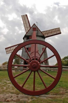 The Old Mill on Nantucket