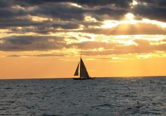 Nantucket Sail Boat